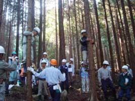 kikito森づくり塾